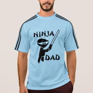 Camiseta T-shirt para o pai, NINJA