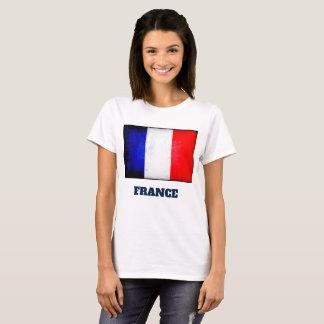 Camiseta T-shirt para patriotas de France