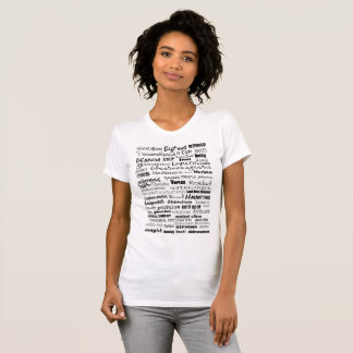 Camiseta T-shirt Paranormal!