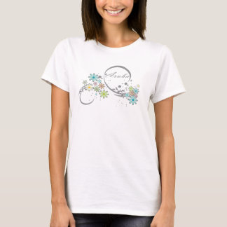Camiseta T-shirt Pastel de Aruba
