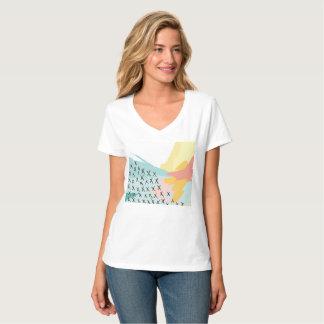 Camiseta T-shirt Pastel personalizado