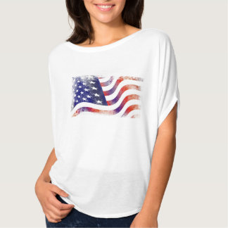 Camiseta T-shirt patriótico