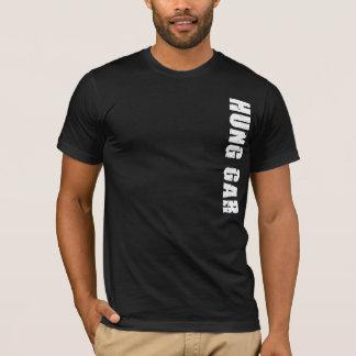 Camiseta T-shirt pendurado do peixe-agulha
