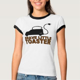 Camiseta T-shirt pequeno bravo do torradeira