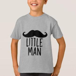 Camiseta T-shirt pequeno do homem