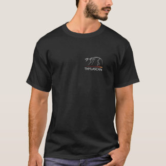 Camiseta T-shirt pequeno do logotipo de Thylascan