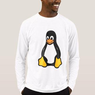 Camiseta t-shirt pinguim Tux Linux