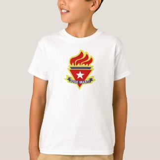 Camiseta T-shirt pioneiro novo cubano