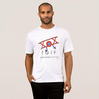 Camiseta T-shirt plano de RC