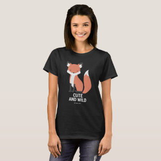 Camiseta T-shirt por campistas - para breve tempo do Fox
