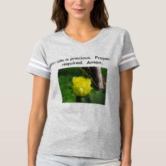 Camiseta T-shirt precioso