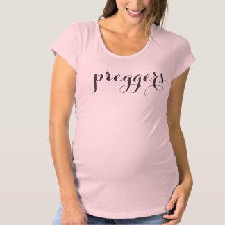 Camiseta T-shirt - PREGGERS