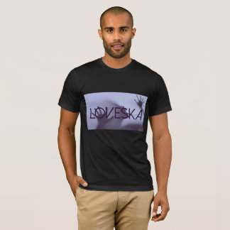 Camiseta T-shirt prendido mulher de Loveska