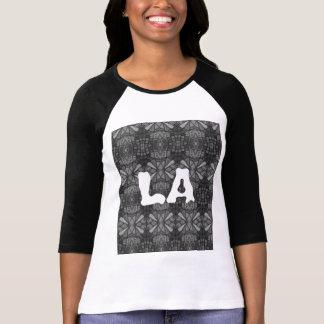 "Camiseta t-shirt preto-branco ""urbano ''"