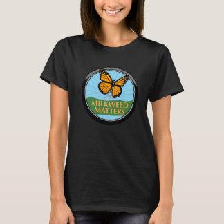Camiseta T-shirt preto com logotipo