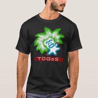 Camiseta T-shirt preto de MulkerLogo2c