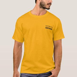 Camiseta T-shirt PRINCIPAL de MANOOGIAN