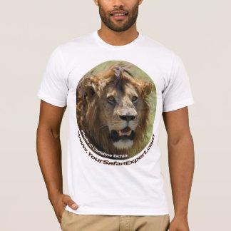 Camiseta T-shirt principal do leão