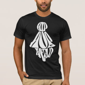 Camiseta T-shirt principal na moda de PAGA Mosotho Hip Hop