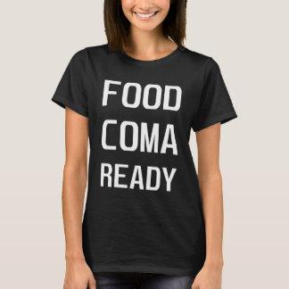 Camiseta T-shirt pronto da acção de graças do amante da