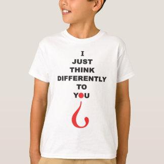 Camiseta T-shirt que da consciência do autismo EU APENAS