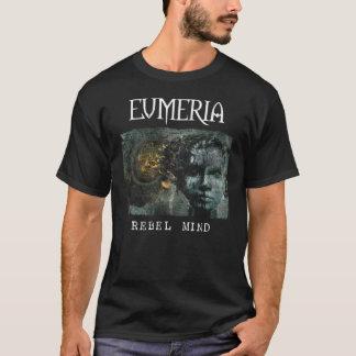 Camiseta T-shirt rebelde da mente de Eumeria