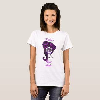 Camiseta T-shirt rebelde das almas