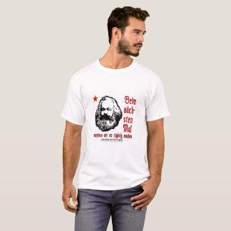 Camiseta T-shirt Redux de Marx