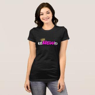 Camiseta T-shirt renovado rosa