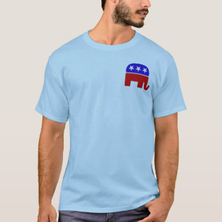 Camiseta T-shirt republicano