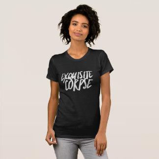 Camiseta T-shirt requintado do cadáver