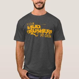 Camiseta T-shirt resistente do grupo de poço dos