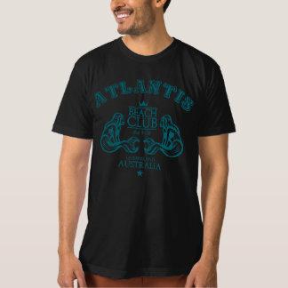 Camiseta T-shirt retro da praia de Atlantis - Austrália