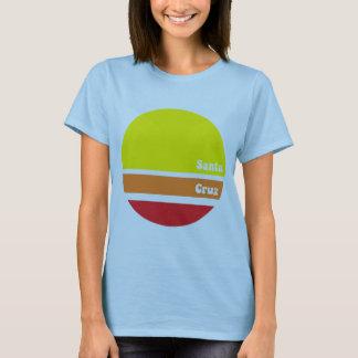 Camiseta T-shirt retro de Santa Cruz