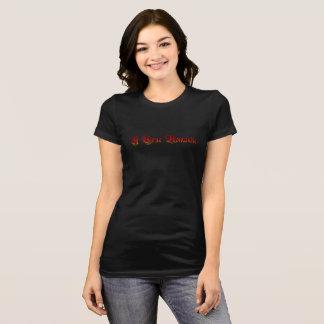 Camiseta T-shirt romântico verdadeiro