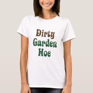Camiseta T-shirt & roupa sujos do Hoe do jardim