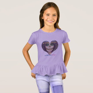 Camiseta T-shirt Ruffled