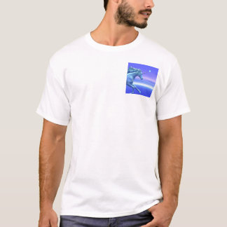 Camiseta T-shirt Running do unicórnio