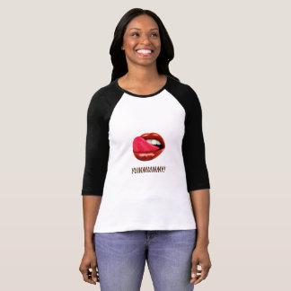Camiseta T-shirt saboroso