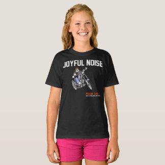 """Camiseta """"T-shirt santamente do descontentamento do ruído"""