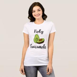 Camiseta T-shirt santamente do Guacamole