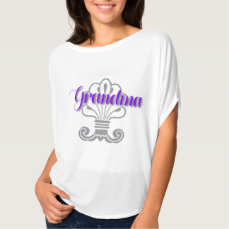 Camiseta T-shirt Sassy da avó
