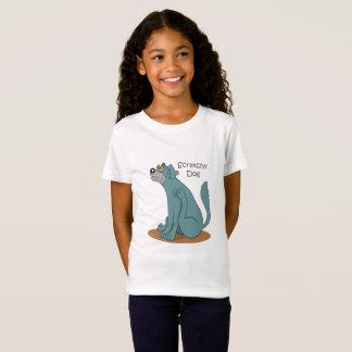 Camiseta T-shirt Scratchy do cão