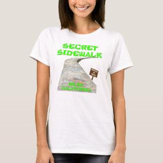 Camiseta T-shirt secreto do passeio da garganta de Niles