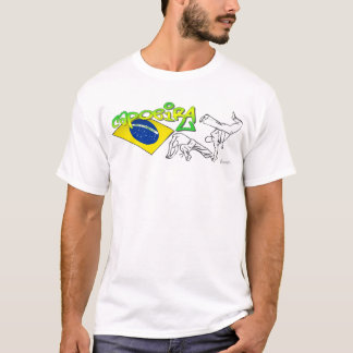 Camiseta T-shirt sem mangas de Que Tem Firmeza