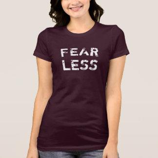 Camiseta T-shirt SEM MEDO