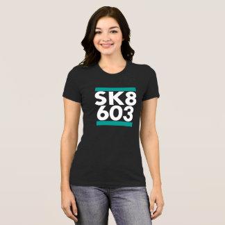 Camiseta T-shirt SK8 603