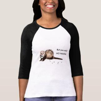 Camiseta T-shirt soccar da doninha