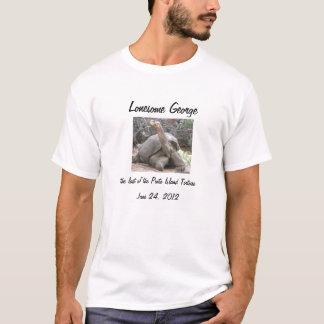 Camiseta T-shirt solitário de George Memoriam