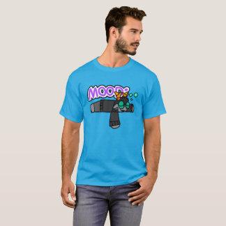 Camiseta T-shirt sonolento azul de Xandre